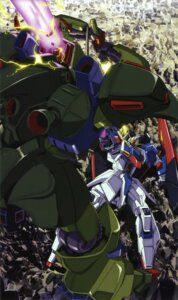 Rating: Safe Score: 4 Tags: gundam gundam_zz mecha zeta_gundam User: Radioactive