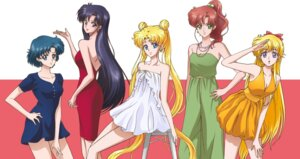 Rating: Safe Score: 18 Tags: aino_minako cleavage dress hino_rei kino_makoto mizuno_ami sailor_moon sailor_moon_crystal tagme tsukino_usagi User: saemonnokami