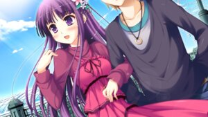 Rating: Safe Score: 15 Tags: dress game_cg iro_ni_ide_ni_keri_waga_koi_wa ko~cha tenjo_kikyou windmill User: Radioactive