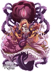 Rating: Safe Score: 13 Tags: dress monster_girl princess_royale yanagida_shita User: Radioactive