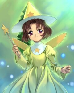 Rating: Safe Score: 8 Tags: card_captor_sakura moonknives sasaki_rika User: blooregardo