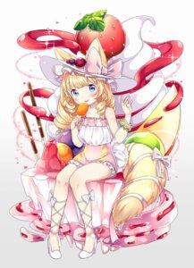 Rating: Safe Score: 26 Tags: animal_ears heels suzuki_moeko tail User: Mr_GT