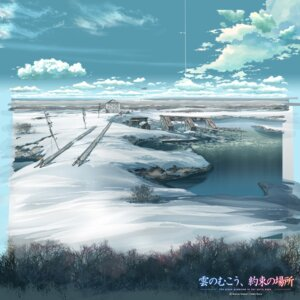 Rating: Safe Score: 12 Tags: kumo_no_mukou_yakusoku_no_basho landscape User: Radioactive