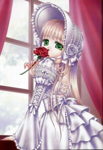 Rating: Safe Score: 13 Tags: dress kazumi lolita_fashion plastic_moon wa_lolita User: demon2