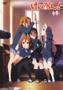Rating: Safe Score: 17 Tags: akiyama_mio disc_cover hirasawa_yui k-on! kotobuki_tsumugi pantyhose seifuku tainaka_ritsu User: acas