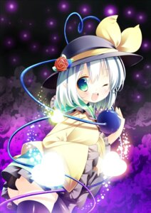 Rating: Safe Score: 19 Tags: komeiji_koishi pantsu sefa thighhighs touhou User: 椎名深夏