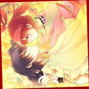 Rating: Safe Score: 8 Tags: hutuumikan judal magi_the_labyrinth_of_magic ren_kougyoku User: 23yAyuMe
