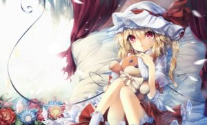 Rating: Safe Score: 35 Tags: flandre_scarlet teco touhou wings User: Radioactive
