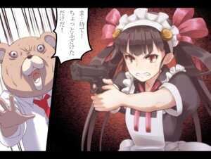 Rating: Safe Score: 21 Tags: gun maid noraico User: zero|fade