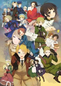 Rating: Safe Score: 6 Tags: america austria china france germany hetalia_axis_powers hungary iceland japan kippu liechtenstein north_italy norway prussia russia sealand south_italy spain switzerland united_kingdom User: Radioactive