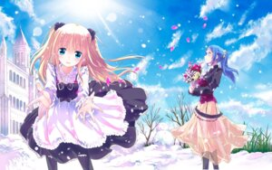 Rating: Safe Score: 47 Tags: dress gothic_lolita kazumiya_akira lieselotte_faustus lolita_fashion pantyhose see_through shoujo_gensou_necrophilia User: Mr_GT