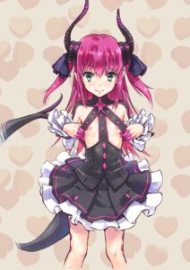 Rating: Questionable Score: 22 Tags: elizabeth_bathory fate/extra fate/extra_ccc fate/grand_order fate/stay_night horns loli lolita_fashion nipples no_bra pointy_ears suzuki24 tail User: Nico-NicoO.M.
