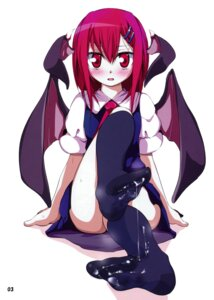 Rating: Explicit Score: 28 Tags: cum feet koakuma oouso touhou usotsukiya User: Radioactive