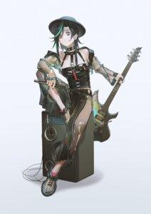 Rating: Safe Score: 8 Tags: guitar kirino_(codec007) see_through User: Dreista