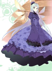 Rating: Safe Score: 21 Tags: atelier atelier_ayesha dress odileia ooba_kagerou wings User: tbchyu001