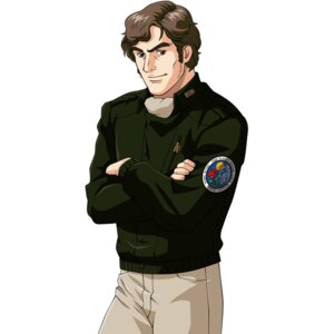 Rating: Safe Score: 2 Tags: legend_of_the_galactic_heroes male walter_von_schenkopp User: Radioactive