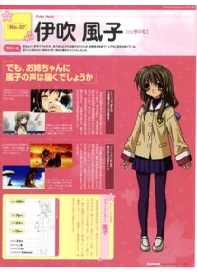 Rating: Safe Score: 3 Tags: clannad ibuki_fuuko profile_page seifuku User: Roc-Dark