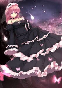 Rating: Safe Score: 27 Tags: daiaru dress saigyouji_yuyuko touhou User: 椎名深夏