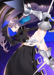 Rating: Questionable Score: 13 Tags: armor bottomless fate/extra fate/extra_ccc fate/grand_order fate/stay_night maebari meltlilith sino42 thighhighs User: lukarin