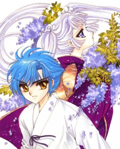 Rating: Safe Score: 1 Tags: azuya_nagisa clamp clamp_school_detectives takamura_suou User: Share