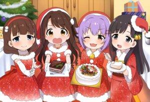 Rating: Safe Score: 33 Tags: christmas dress kimono kobayakawa_sae koshimizu_sachiko sakuma_mayu shimamura_uzuki tamado_sao the_idolm@ster the_idolm@ster_cinderella_girls User: drop