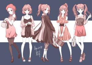 Rating: Safe Score: 45 Tags: dress heels nii_manabu pantyhose sweater User: saemonnokami