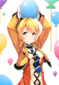 Rating: Safe Score: 41 Tags: ayase_eli love_live! siva. User: StardustKnight