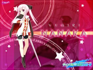 Rating: Safe Score: 33 Tags: bike_shorts kannagi_rei sword twinkle_crusaders wallpaper yuugiri_nanaka User: dandan550