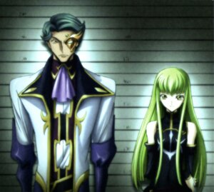 Rating: Safe Score: 14 Tags: c.c. code_geass jeremiah_gottwald screening User: aestalitz