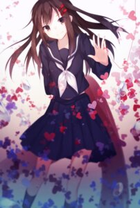 Rating: Safe Score: 66 Tags: choko_an kagerou_project seifuku tateyama_ayano User: 椎名深夏