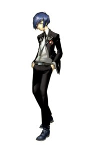 Rating: Safe Score: 9 Tags: male megaten persona persona_3 soejima_shigenori User: Radioactive