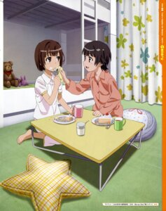 Rating: Safe Score: 15 Tags: haruue_erii pajama tanaka_yuuichi to_aru_kagaku_no_railgun to_aru_majutsu_no_index uiharu_kazari User: SubaruSumeragi