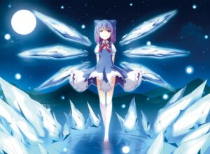 Rating: Safe Score: 35 Tags: cirno d2c touhou wings User: aihost
