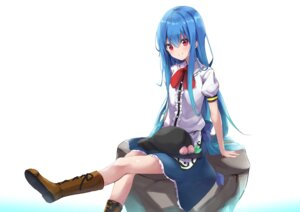 Rating: Questionable Score: 15 Tags: amano_(els573) hinanawi_tenshi touhou User: ryoga828