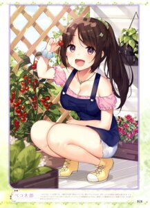 Rating: Safe Score: 77 Tags: bekotarou cleavage User: drop