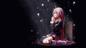 Rating: Safe Score: 43 Tags: ia_(vocaloid) omaru09 thighhighs vocaloid wallpaper User: echidna_vita