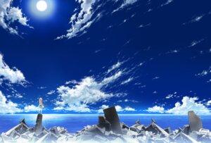 Rating: Safe Score: 9 Tags: aniplex.exe atri atri_-my_dear_moments- dress landscape yusano User: 学习入我心,忘记海洛因