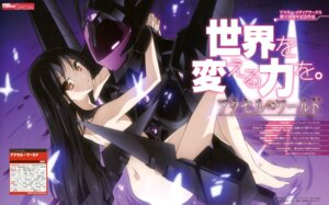Rating: Questionable Score: 41 Tags: accel_world black_lotus kuroyukihime naked yoshida_minami User: Radioactive