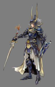 Rating: Safe Score: 11 Tags: armor dissidia_final_fantasy final_fantasy final_fantasy_i horns male nomura_tetsuya square_enix sword transparent_png warrior_of_light User: Lua