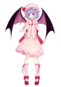 Rating: Safe Score: 10 Tags: remilia_scarlet scarlethy touhou wings User: itsu-chan