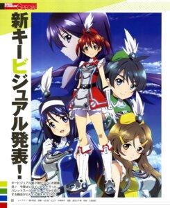 Rating: Safe Score: 18 Tags: futaba_aoi_(vividred_operation) isshiki_akane kuroki_rei saegusa_wakaba scanning_artifacts shinomiya_himawari uniform vividred_operation yamaguchi_satoshi User: vkun