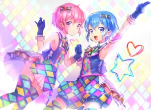 Rating: Safe Score: 40 Tags: dorothy_west konbu_wakame leona_west pripara thighhighs trap User: nphuongsun93