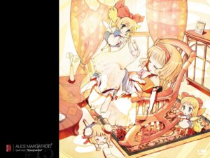 Rating: Safe Score: 12 Tags: alice_margatroid okome_(ricecandy) touhou wallpaper User: Radioactive