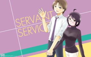 Rating: Questionable Score: 3 Tags: megane servant_x_service tagme wallpaper User: Korino