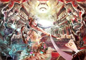 Rating: Safe Score: 24 Tags: antiquewhite hatsune_miku miku_append vocaloid vocaloid_append User: charunetra