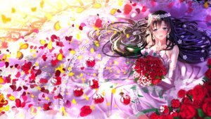 Rating: Safe Score: 22 Tags: cleavage dress hiratsuka_shizuka swordsouls wedding_dress yahari_ore_no_seishun_lovecome_wa_machigatteiru. User: Mr_GT