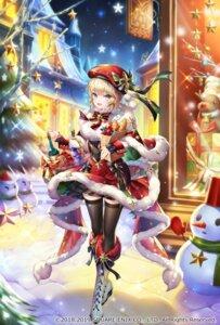 Rating: Safe Score: 12 Tags: christmas heels nemusuke romancing_saga_re;universe skirt_lift square_enix tagme thighhighs User: Dreista