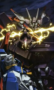 Rating: Safe Score: 9 Tags: gundam mecha zeta_gundam zeta_gundam_(mobile_suit) User: Radioactive