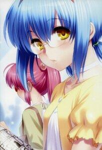 Rating: Safe Score: 12 Tags: little_busters! megane nishizono_mio saigusa_haruka zen User: kiyoe