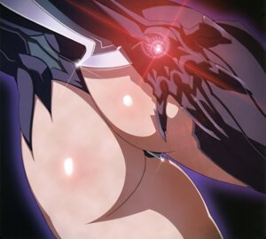 Rating: Questionable Score: 46 Tags: amaha_masane ass thong uno_makoto witchblade User: chilolo